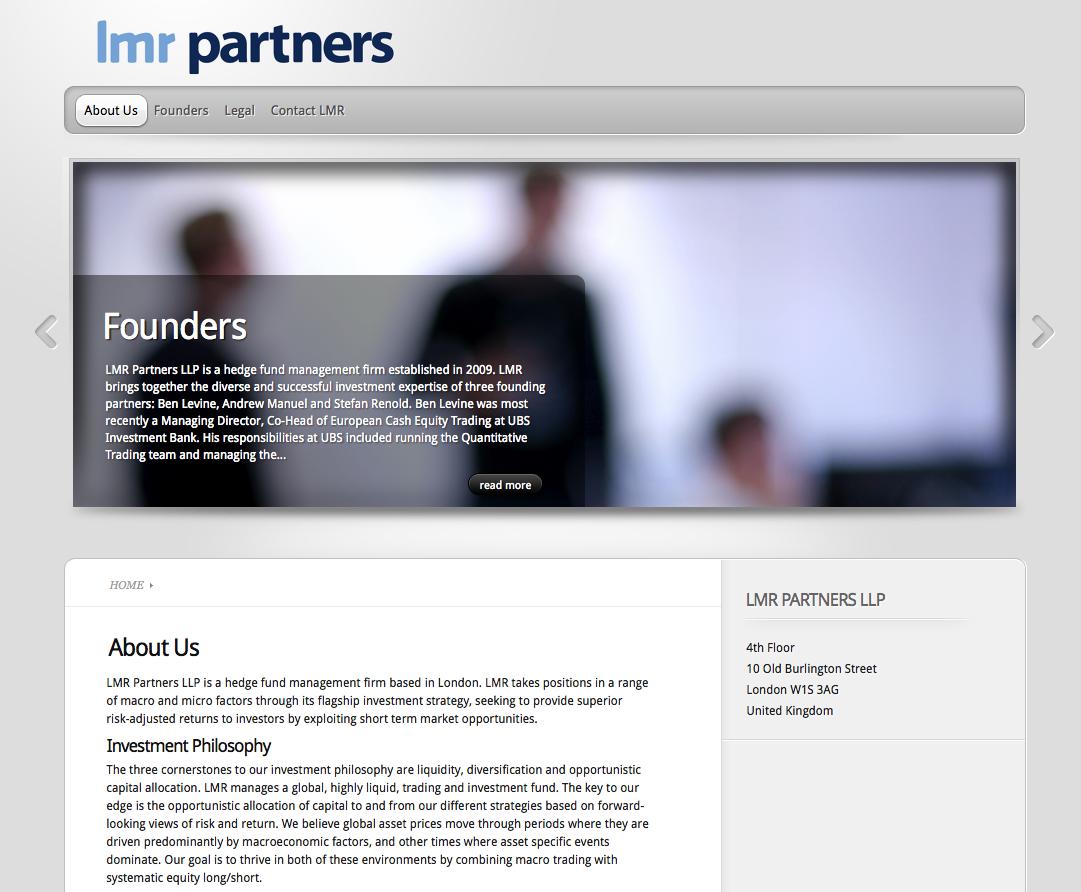 LMR Website