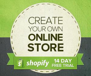Start a Shopify site