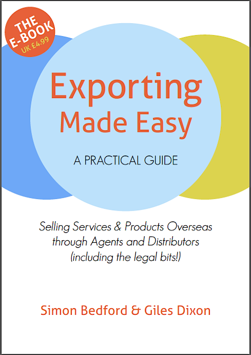 Exporting Made Easy Ebook