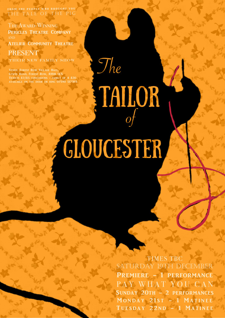 Tailor Of Gloucester Concept