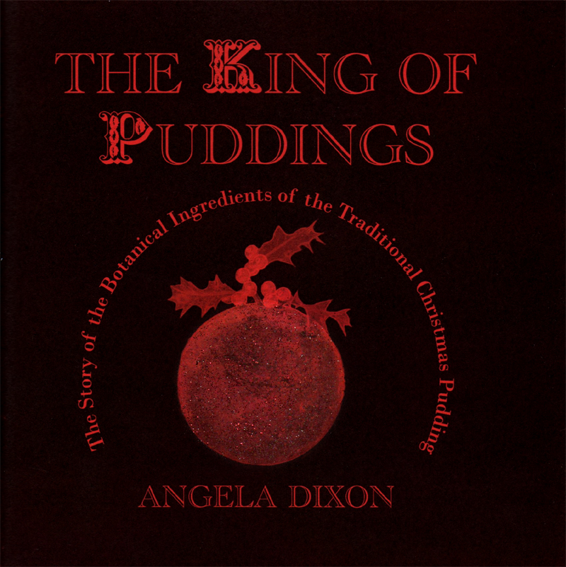 A small book about the history and ingredients of the Christmas Pudding, with recipes